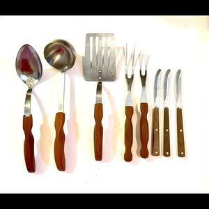 LOT of Vintage Cutco Knives & Utensils